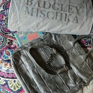 Badgley Mischka Crossbody & Work Bag